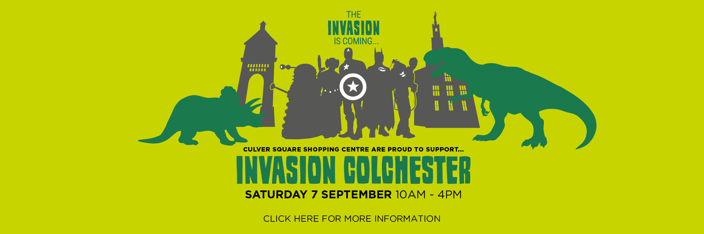 Invasion Colchester