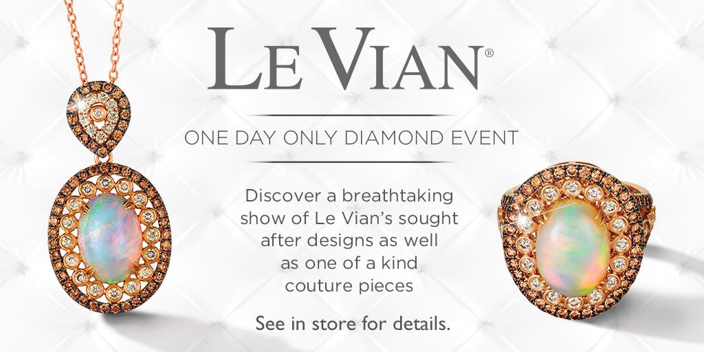 Le Vian Event at Ernest Jones