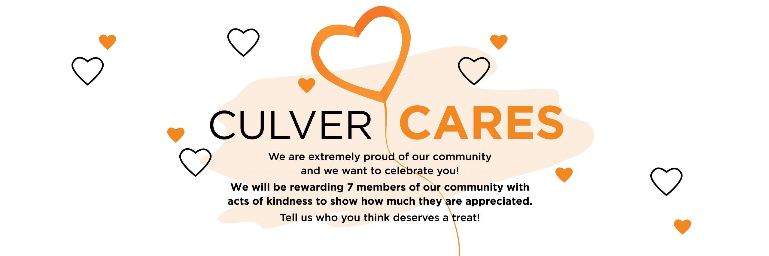 Culver Cares