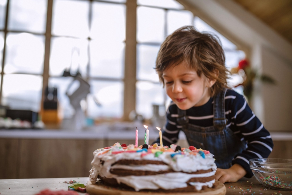 7 Ways To Celebrate Your Child's Birthday During Isolation
