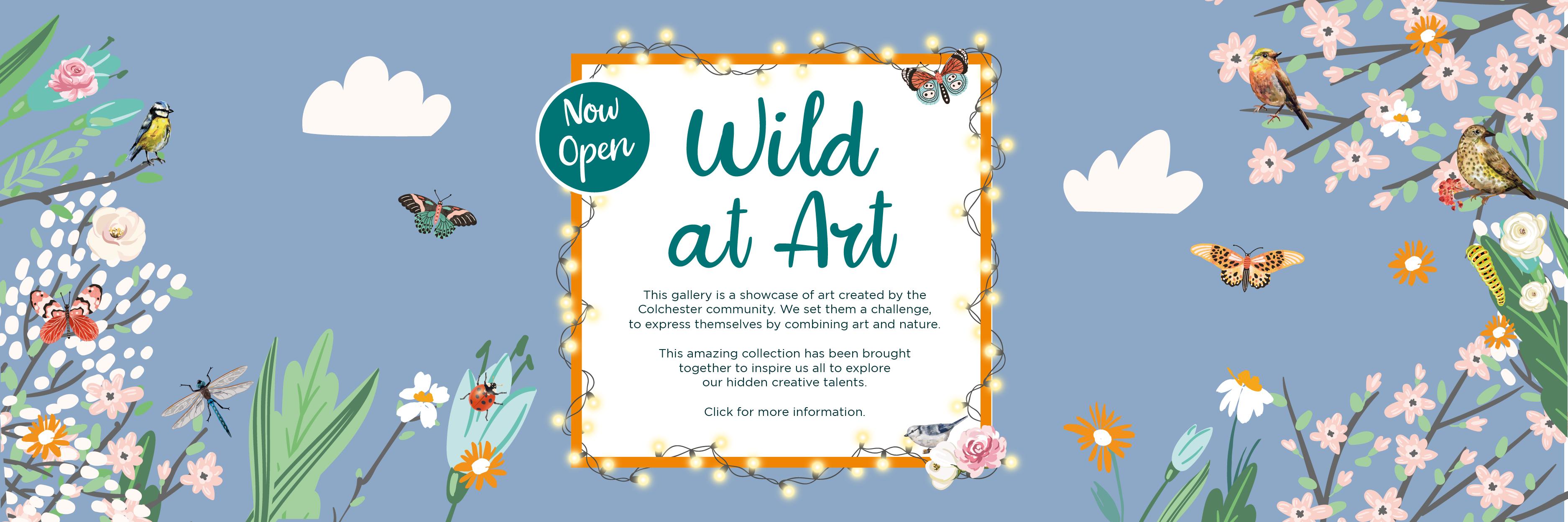 Wild at Art Pop Up Gallery